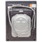 Samsung 27' Steam VRT Washers (Front Load) WF455ARGSGR/AA Grey (4)