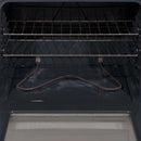 Kenmore 30' Electric Stove Electric Stove 970C606722 Stainless Steel (3)