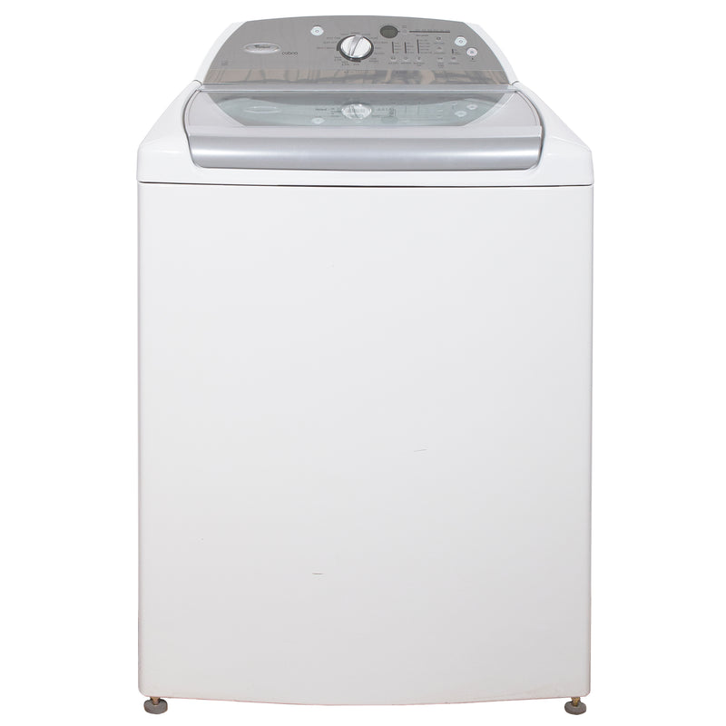 Whirlpool 27'' Top Load Washers (Top Load) WTW6800WW1 White
