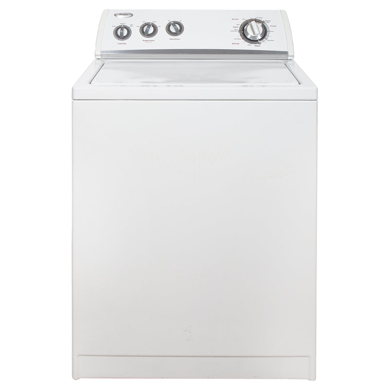 Whirlpool 27'' Top Load Washers (Top Load) WTW5200VQ1 White
