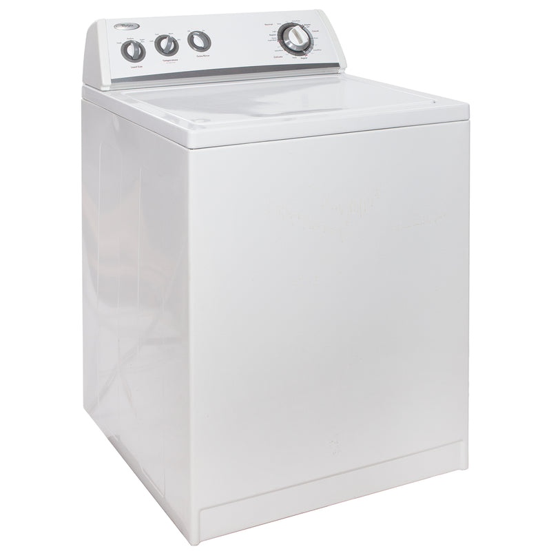 Whirlpool 27'' Top Load Washers (Top Load) WTW5200VQ1 White (1)