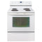 Whirlpool 30'' Electric Stove Electric Stove WERP3101SQ1 White