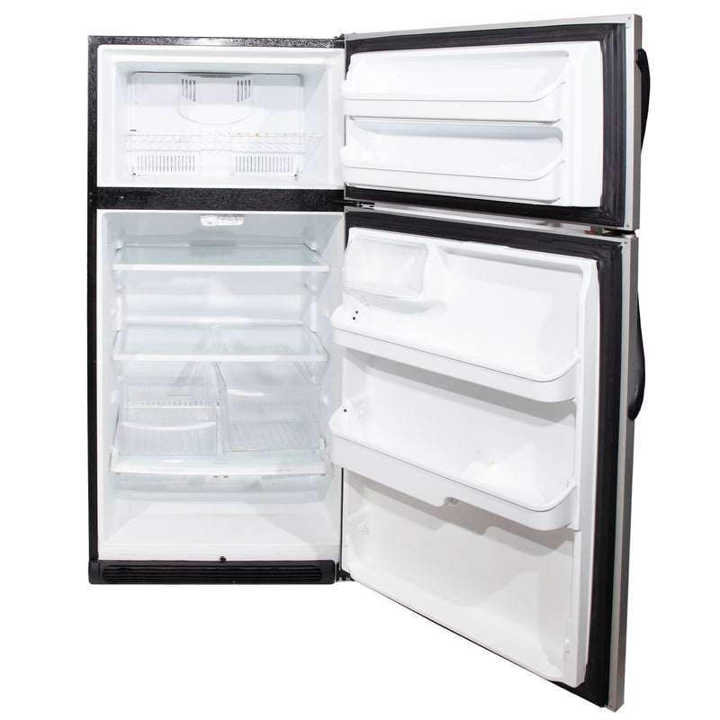 Frigidaire 30' Top Freezer Refrigerators FRT18HS67M4 Stainless Steel (2)