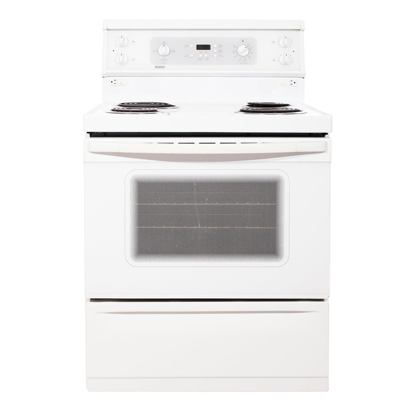 Kenmore 30 Electric Stove C968-63173-1 White