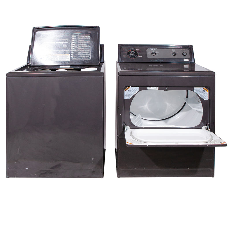 Kenmore 27' Laundry Pair Laundry Pairs 110.66095699 and 110.20956992 Dark Grey (1)