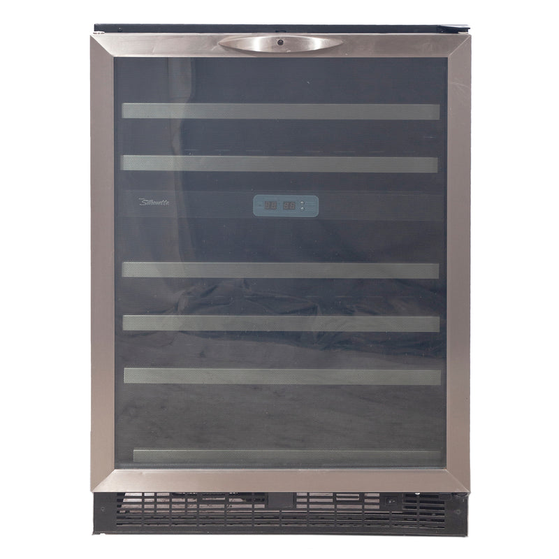 Danby 24'' Built-in Dual Zone Wine Cellar Freezers DWC518BLS-2 Stainless Steel