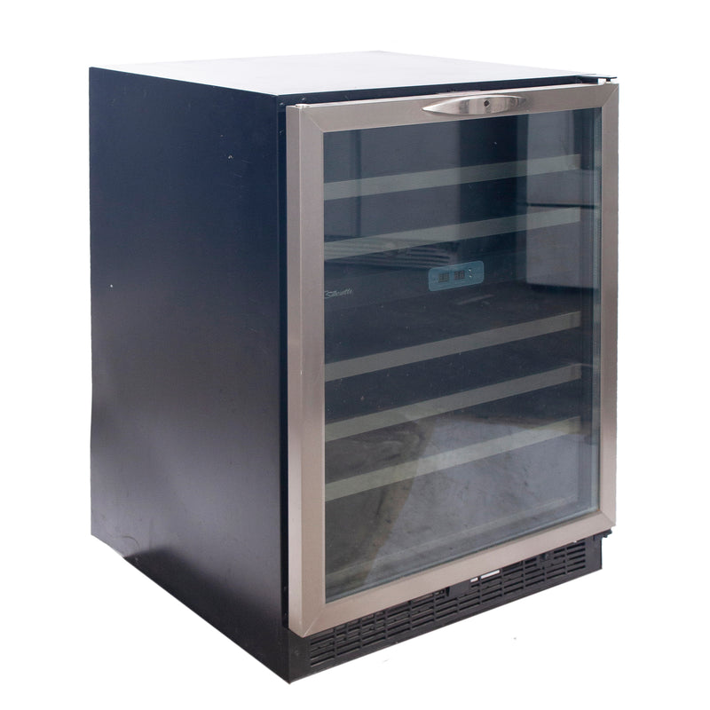 Danby 24'' Built-in Dual Zone Wine Cellar Freezers DWC518BLS-2 Stainless Steel (1)