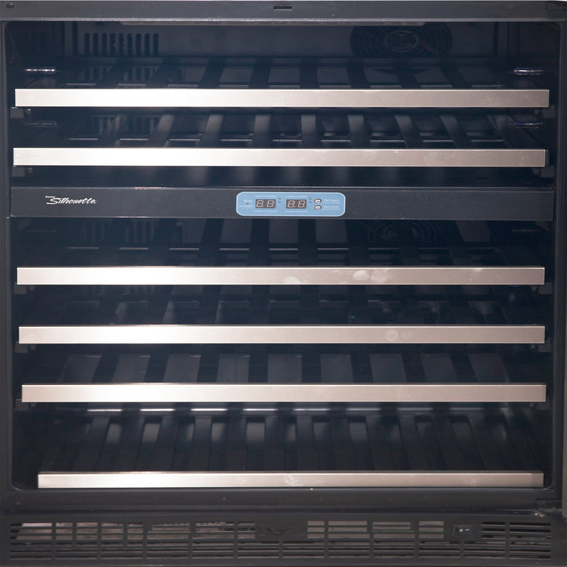 Danby 24'' Built-in Dual Zone Wine Cellar Freezers DWC518BLS-2 Stainless Steel (3)