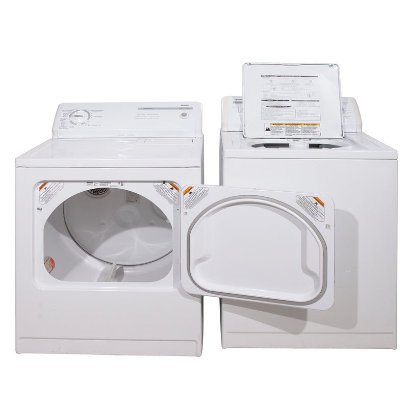 Kenmore 29' and 24' Laundry Pair Laundry Pairs 110.C66492501 and 110.26682502 White (1)
