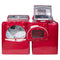 Maytag 28'' Laundry Pair Laundry Pairs MVWB750WR1 and YMEDB850WR0 Red (1)