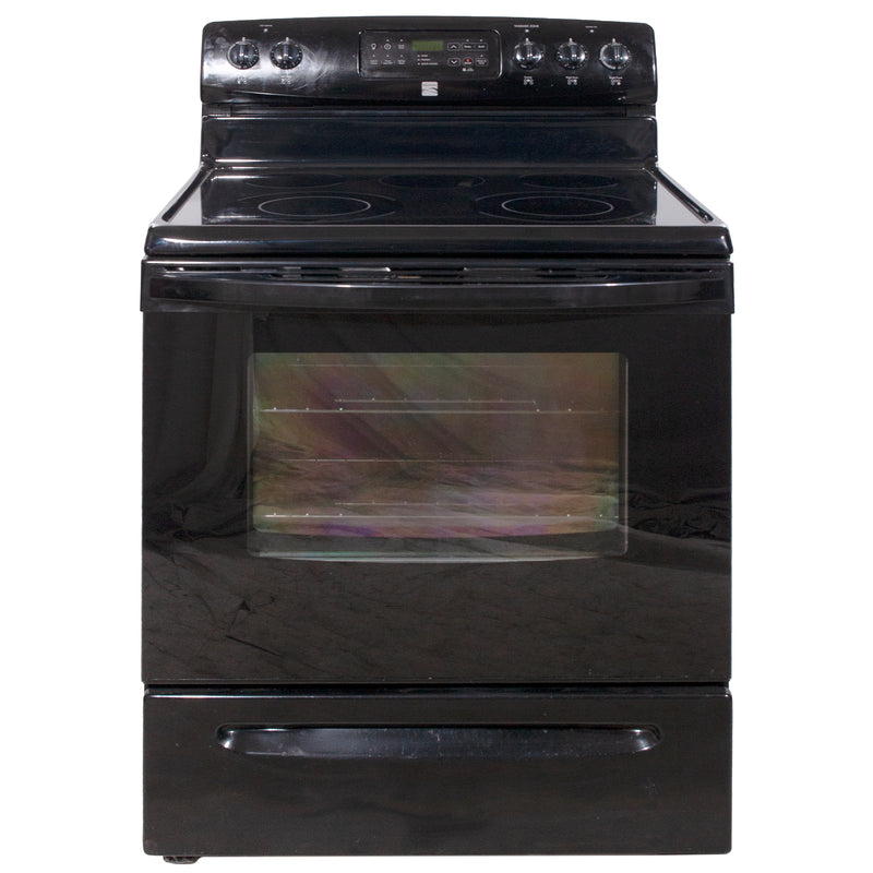 Kenmore 30' Electric Stove Electric Stove 970-686792 Stainless Steel