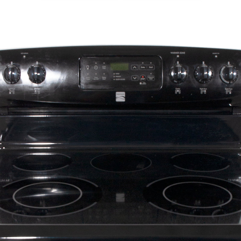 Kenmore 30' Electric Stove Electric Stove 970-686792 Stainless Steel (3)