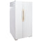 Maytag 32' Side by Side Refrigerators MSB2154GRW White (1)