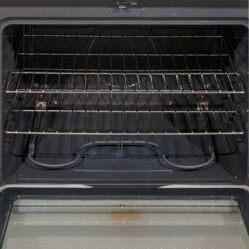 Maytag 30'' Slide In Electric Electric Stove MES5770ACW White (3)