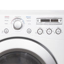 LG 27'' Front Load Stackable Laundry Pairs WM2150HW and DLE3050W White (2)