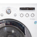 LG 27'' Front Load Stackable Laundry Pairs WM2150HW and DLE3050W White (3)