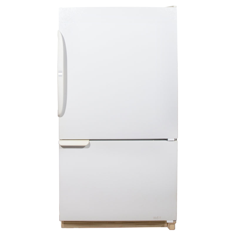 Amana 30'' Bottom Freezer Refrigerators BX21TW White