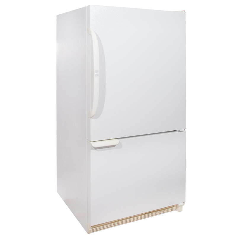 Amana 30'' Bottom Freezer Refrigerators BX21TW White (1)