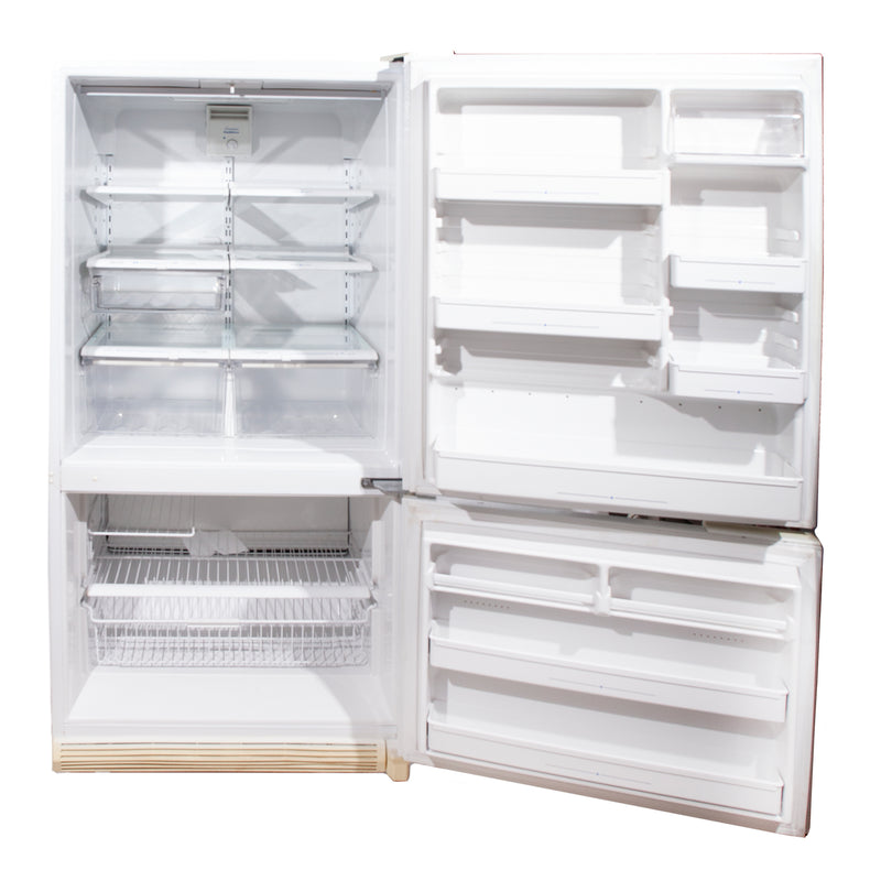 Amana 30'' Bottom Freezer Refrigerators BX21TW White (2)