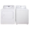 Maytag 27'' and 29'' Laundry Pair Laundry Pairs MTW5740TQ0 and YMEDC200XW1 White