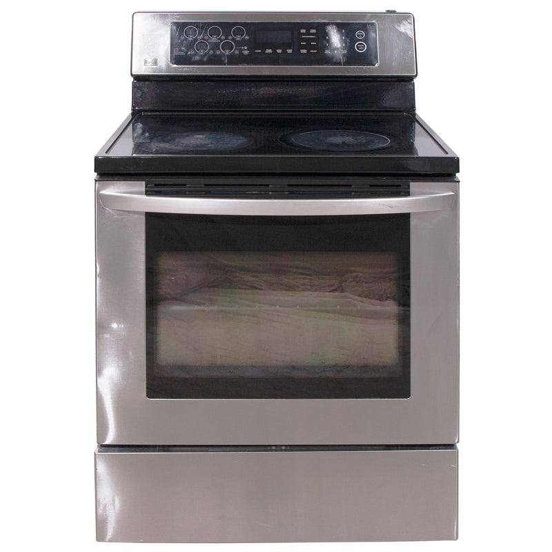 LG 30'' Freestanding Electric Electric Stove LST5601ST Stainless Steel