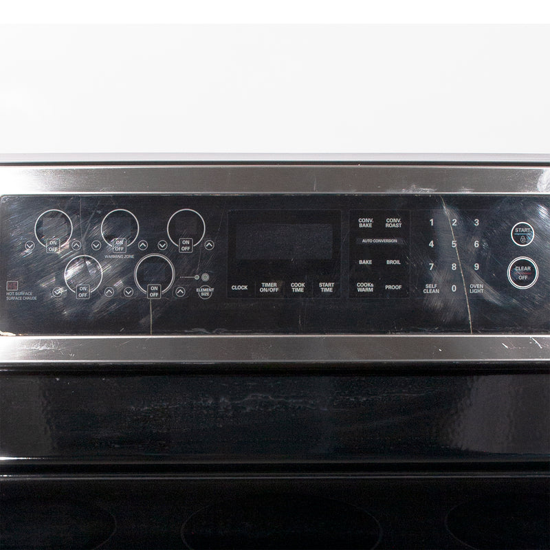 LG 30'' Freestanding Electric Electric Stove LST5601ST Stainless Steel (2)