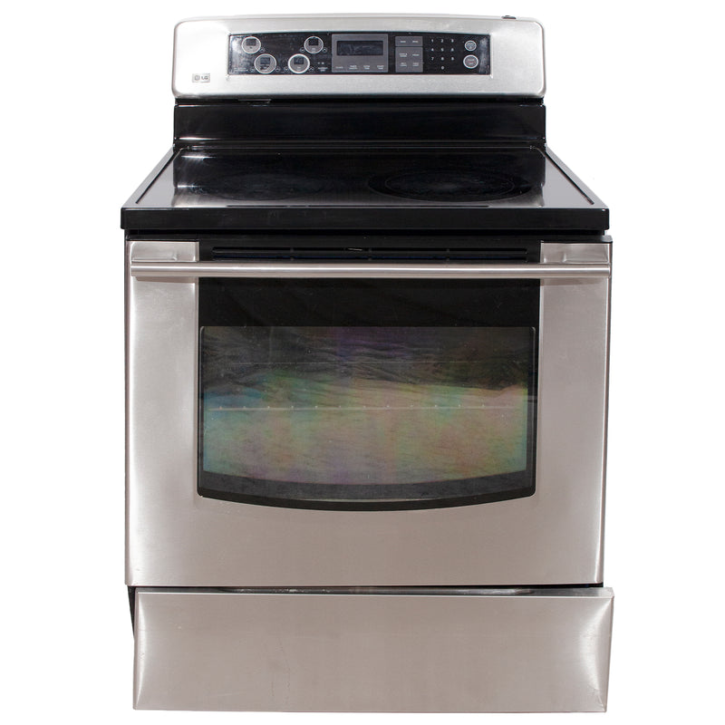 LG 30'' Freestanding Electric Electric Stove LSB5682SS02 Stainless Steel
