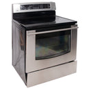 LG 30'' Freestanding Electric Electric Stove LSB5682SS02 Stainless Steel (1)