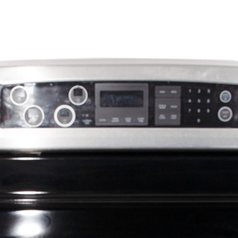 LG 30'' Freestanding Electric Electric Stove LSB5682SS02 Stainless Steel (2)