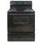 GE 30' Freestanding Electric Range Electric Stove JCBS25J1BB Black