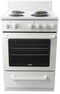 Danby 24' NEW-Open Box Electric Stove DERM240WC White