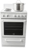 Danby 24' NEW-Open Box Electric Stove DERM240WC White (1)