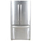 Whirlpool 32.5' French Door Refrigerators GX5FHDXVY04 Stainless Steel