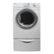 Whirlpool 27' Duet Dryers YWED9400SW1 White