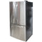 GE 33' French Door Refrigerators PFS22SISBSS Stainless Steel (1)