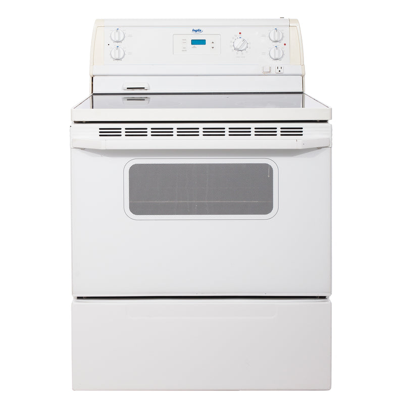 Inglis 30'' Freestanding Electric Ranges & Cooking Appliances IHE82301 White