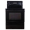 GE 30 Electric Stove grcr3825zbb-1 Black
