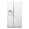 KitchenAid 36'' Side by Sid Refrigerators KSRS25FTWH01 White