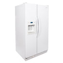 KitchenAid 36'' Side by Sid Refrigerators KSRS25FTWH01 White (2)