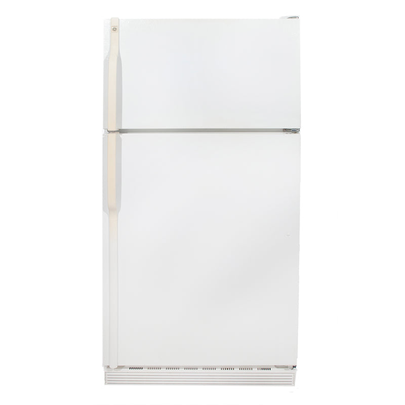 GE 28'' Top Mount Refrigerators LXW18JPBRW-2 White