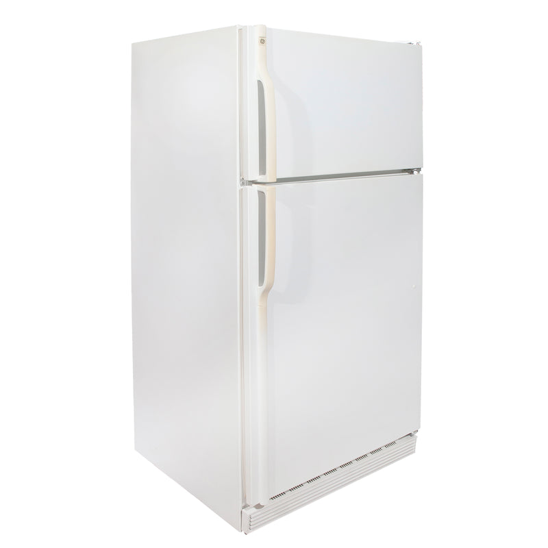 GE 28'' Top Mount Refrigerators LXW18JPBRW-2 White (1)