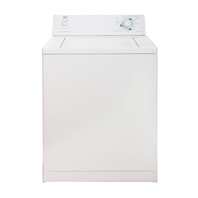 Whirlpool 27'' Top Load Washers (Top Load) RAX4232KQO White