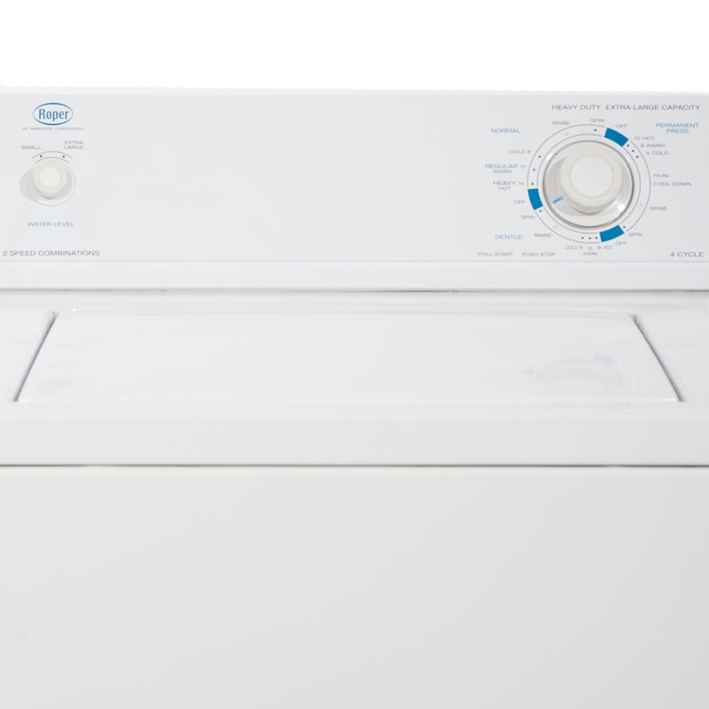 Whirlpool 27'' Top Load Washers (Top Load) RAX4232KQO White (3)