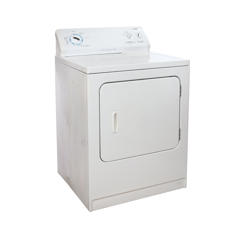 Kenmore 29' 600 series Dryers 110C67682600 White (1)