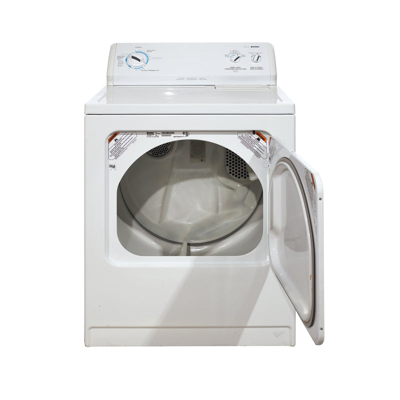 Kenmore 29' 600 series Dryers 110C67682600 White (2)