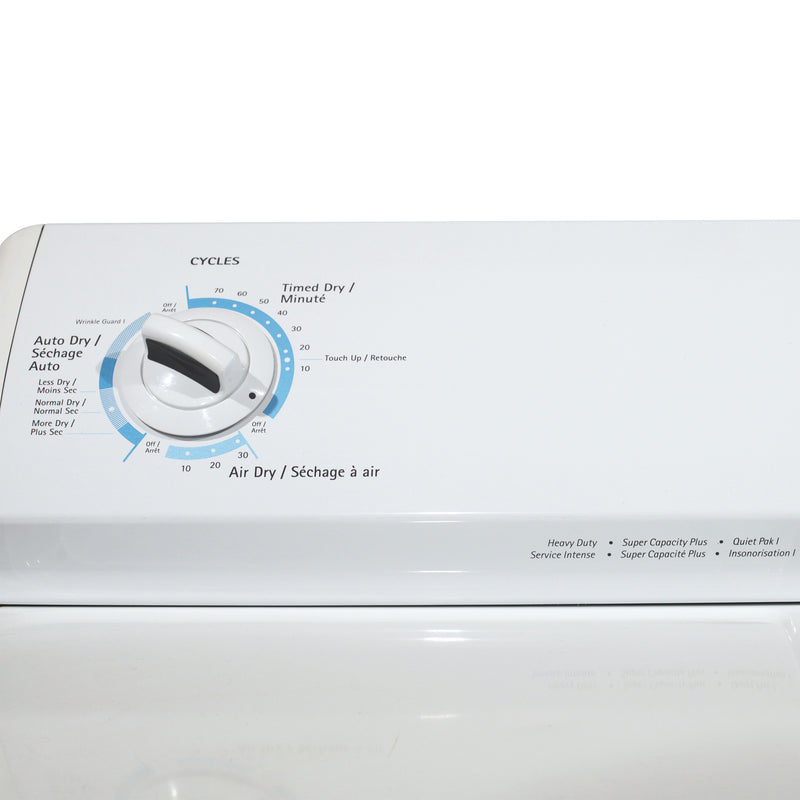 Kenmore 29' 600 series Dryers 110C67682600 White (3)