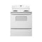 GE 30 Electric Stove JCBS25DMWW White