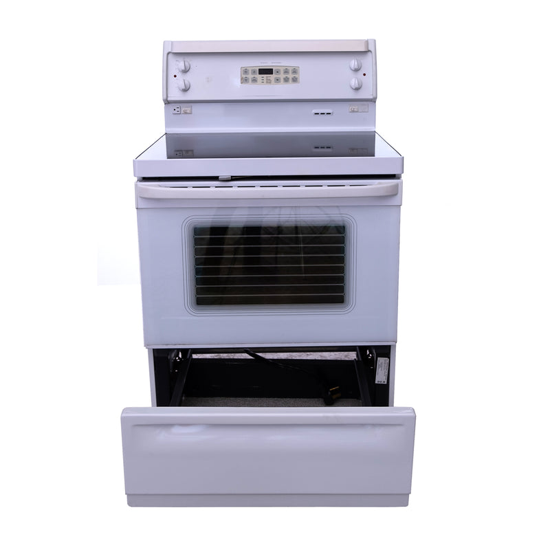 Camco 30' Electric Stove GRSR3500ZWW-2 White
