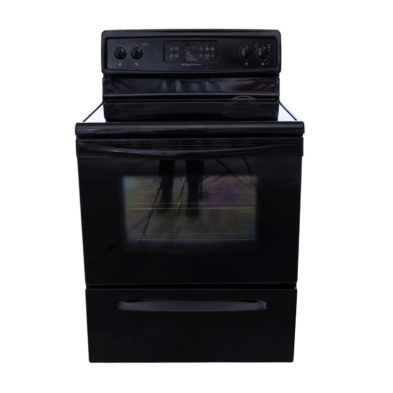 Frigidaire 30' Electric Stove ND. Black