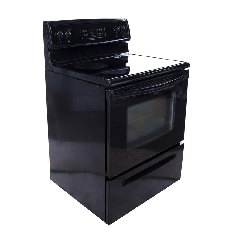 Frigidaire 30' Electric Stove ND. Black (1)